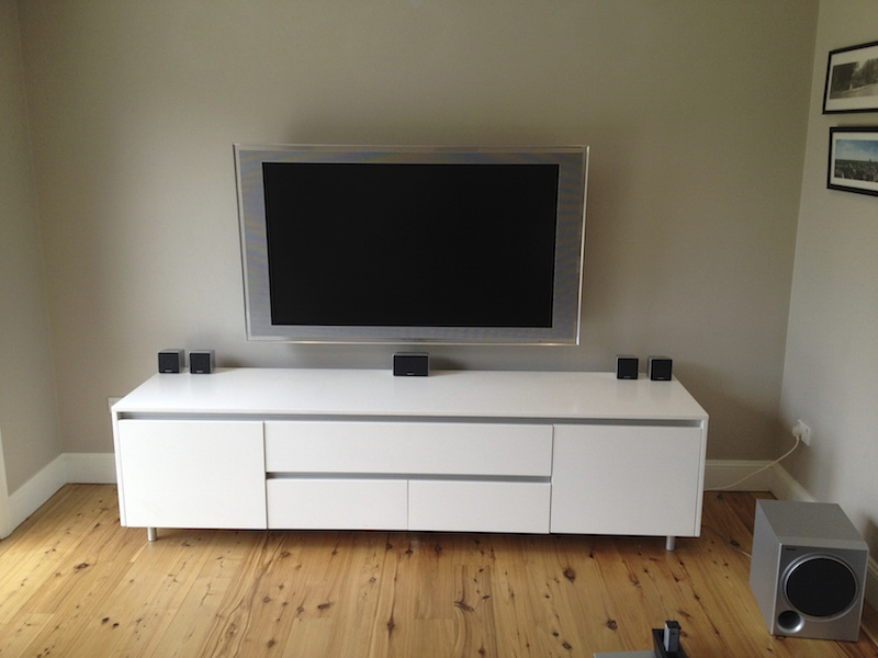 TV installer Willoughby North Shore Sydney