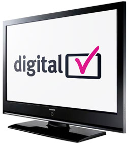 Digital TV Switchover Retune