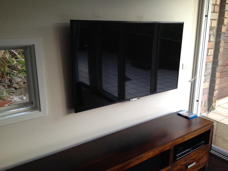 TV Installer Lower North Shore