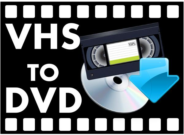 Copy VHS Video tapes to DVD Northern Beaches