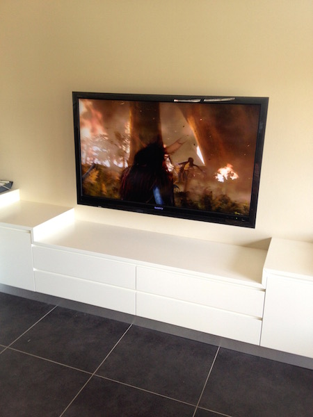 Television installation Dee Why Northern Beaches
