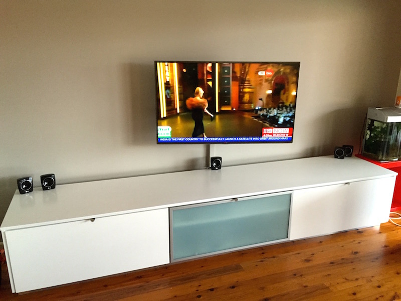TV installation Seaforth Northern Beaches Sydney