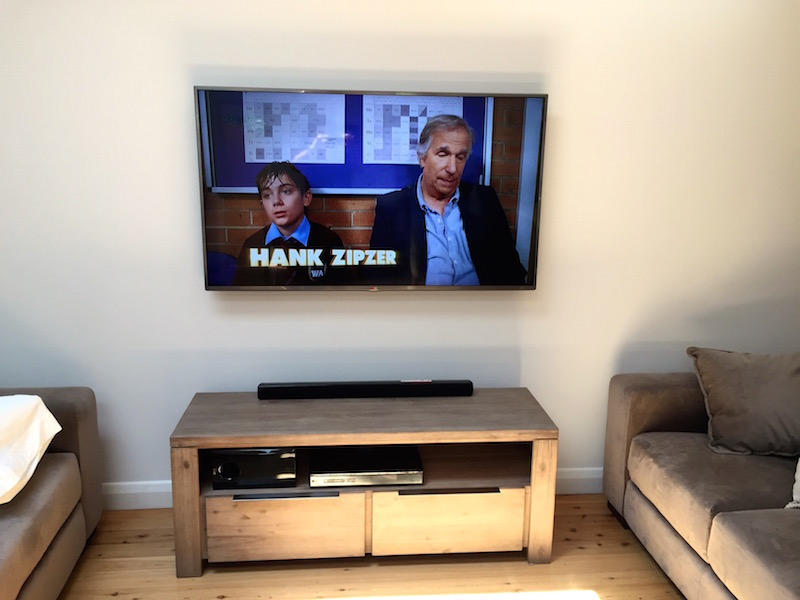 Television Installation Manly Northern Beaches Sydney