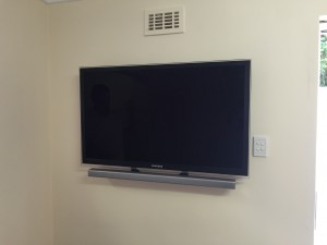 LCD wall mount Roseville Upper North Shore4