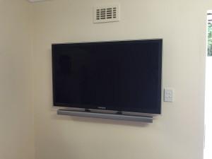 LCD wall mount Roseville Upper North Shore4
