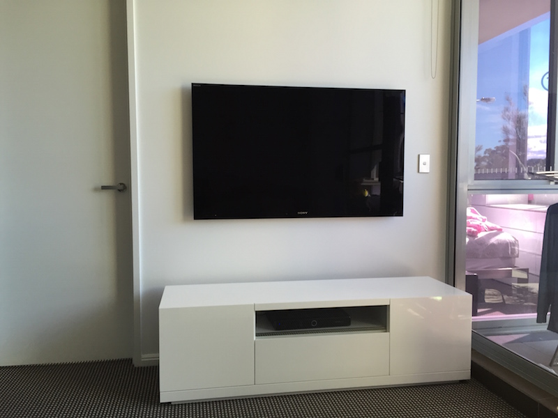 Television Installation and Wall Mounting Mona Vale Northern Beaches Sydney