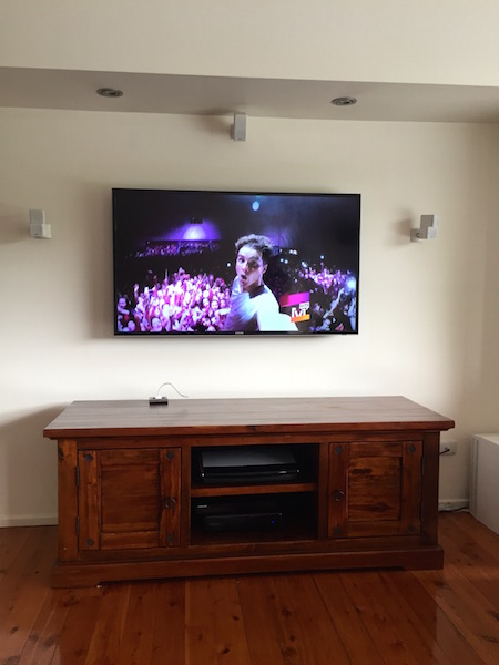 Television Wall Mounting Forestville Northern Beaches Sydney