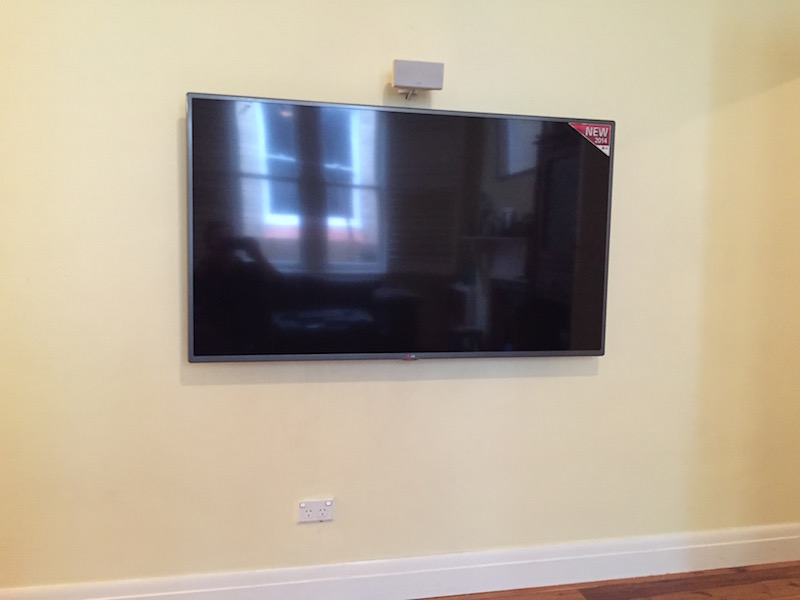 TV Wall Mount Lower North Shore