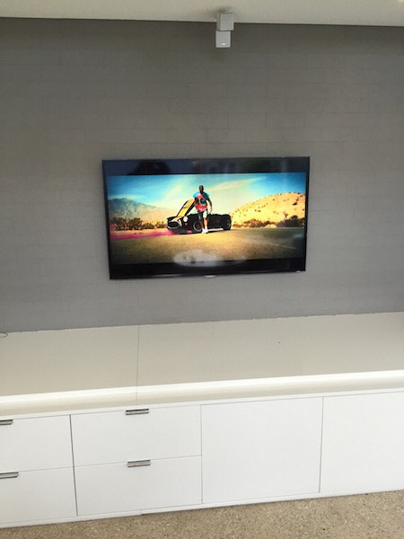 TV Wall Mounting Manly Sydney