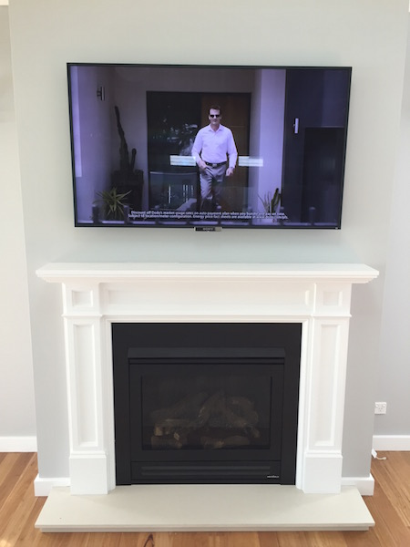 TV Wall Mount Seaforth Northern Beaches