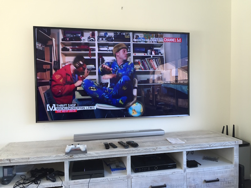 TV Wall Mount Terrey Hills Northern Beaches