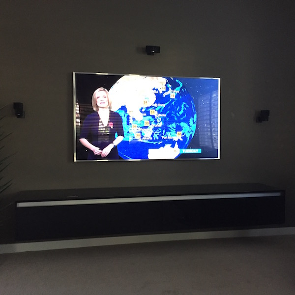 Television Installation Seaforth Northern Beaches