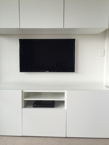 Television Wall Mounting Dee Why