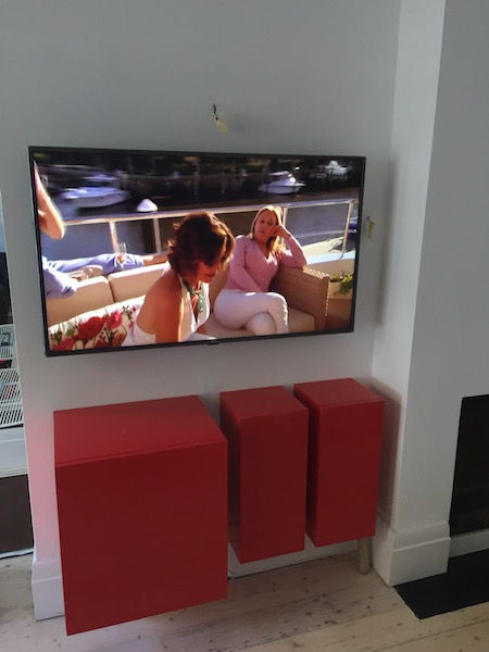 Samsung Television Installation and Wall Mounting Mosman