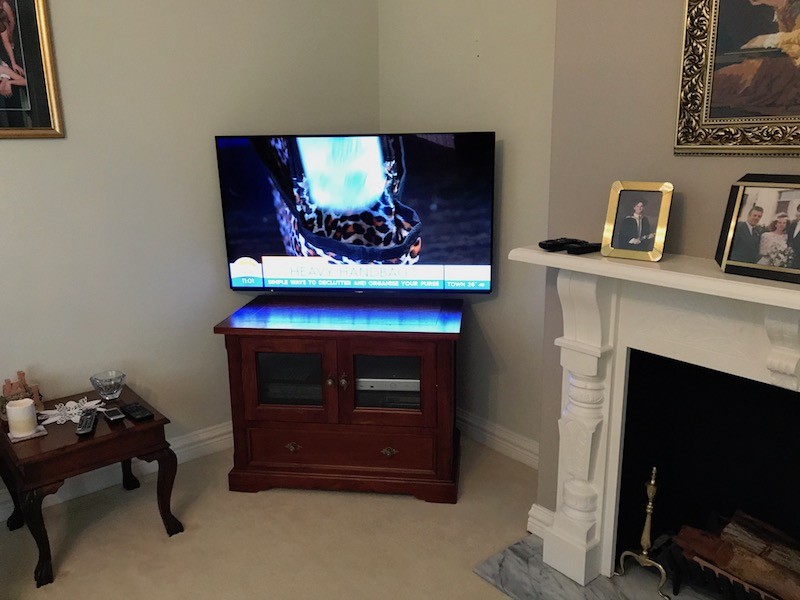 Television Wall Mounting & Installation Sydney