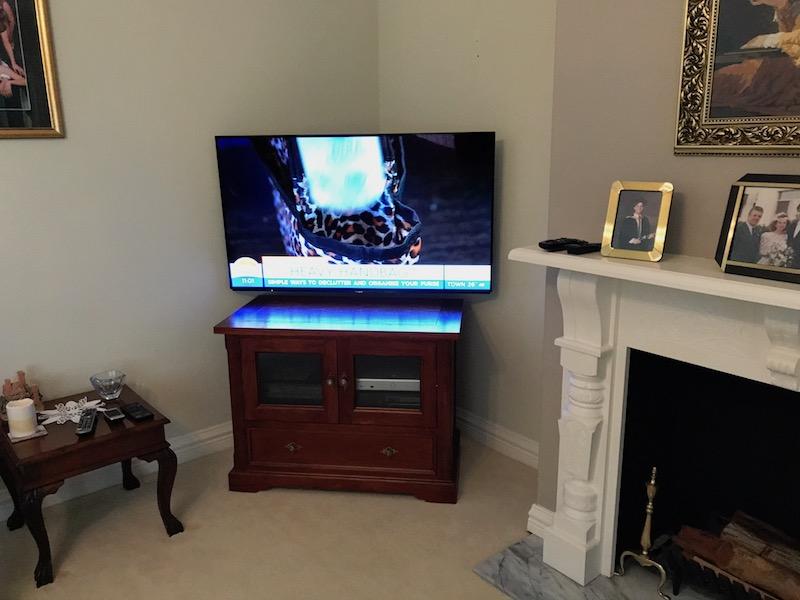 Television Wall Mounting & Installation Sydney
